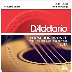 D-Addario-EJ17-Phosphor-Bronze-Medium-Acoustic-Strings-Single-Pack-Standard