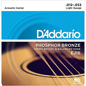 D-Addario-EJ16-Phosphor-Bronze-Light-Acoustic-Guitar-Strings-Single-Pack-Standard
