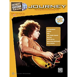 Alfred-Journey---Ultimate-Guitar-Play-Along-Book---2-CDs-Standard