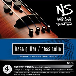 D-Addario-NS710-NS-Electric-Bass-Cello-Strings-Standard