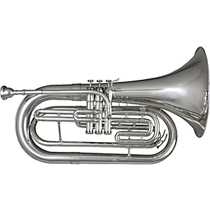 Blessing-BM-301-Marching-Bb-Baritone-BM-301S-Silver