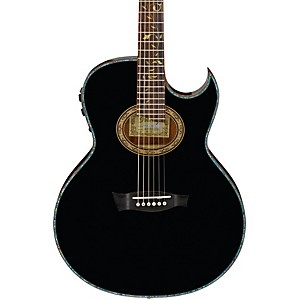 Ibanez-Euphoria-Steve-Vai-All-Solid-Wood-Signature-Acoustic-Electric-Guitar-Black-Pearl-High-Gloss