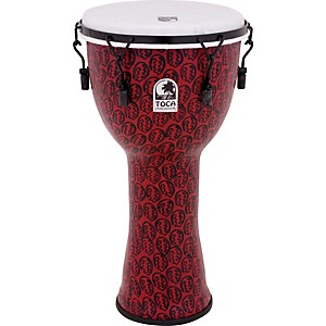 Toca-Freestyle-II-Mechanically-Tuned-Djembe-14-inch-Gold-Mask