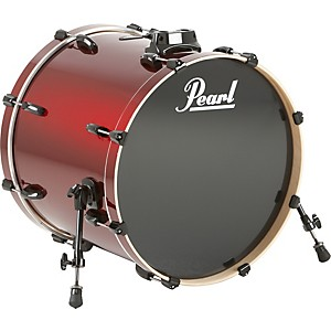 Pearl-Vision-Birch-Bass-Drum-Wine-Red-22x18