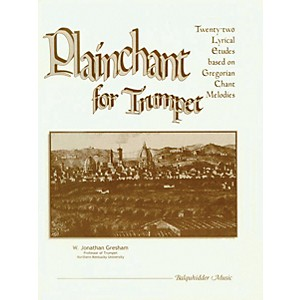 Carl-Fischer-Plainchant-for-Trumpet-Book-Standard