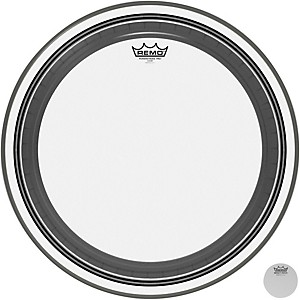 Remo-Powerstroke-Pro-Bass-Clear-Drumhead-20-inch