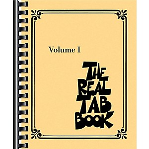 Hal-Leonard-The-Real-Tab-Book---Vol--1--Guitar-Tab--Standard