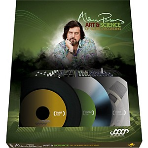 Hal-Leonard-Alan-Parsons-Presents-The-Art-And-Science-Of-Sound-Recording-DVD-Set--3-Disc-Set--Standard