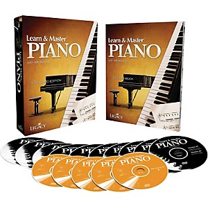 Hal-Leonard-Learn---Master-Piano-DVD-CD-Book-Pack-Legacy-Of-Learning-Series-Standard