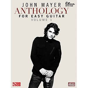 Cherry-Lane-John-Mayer-Anthology-For-Easy-Guitar-Tab-Standard