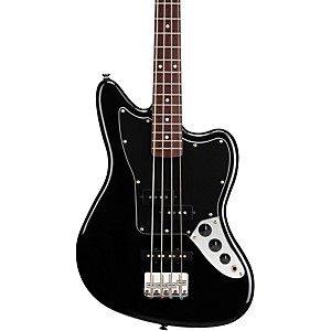 Squier-Vintage-Modified-Jaguar-Bass-Special-SS--Short-Scale--Rosewood-Fretboard-Black