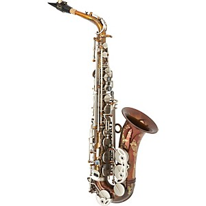 Keilwerth-SX90R-Vintage-Model-Professional-Alto-Saxophone-Vintage-Finish