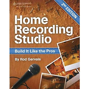 Course-Technology-PTR-Home-Recording-Studio-Build-It-Like-The-Pros-Book-Standard