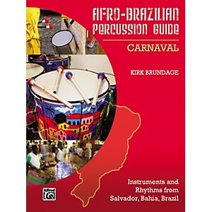 Alfred-Afro-Brazilian-Percussion-Guide-Book-2--Carnaval-Standard