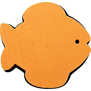 Otto-Musica-Artino-Magic-Pad-For-violin---viola-Orange-goldfish-shape