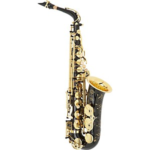 Selmer-Paris-Series-II-Model-52-Jubilee-Edition-Alto-Saxophone-52JBL---Black-Lacquer