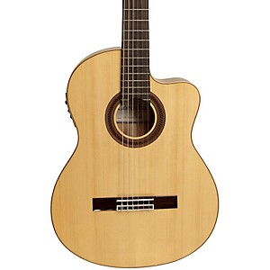 Cordoba-GK-Studio-Negra-Acoustic-Electric-Nylon-String-Flamenco-Guitar-Natural