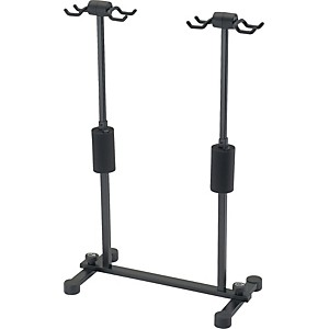 K-M-Roadie-4-Guitar-Stand-Black