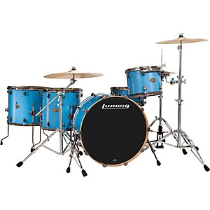 Ludwig-Epic-Pro-Beat-5-Piece-Shell-Pack-Standard