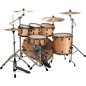 Ludwig-Epic-Funk-6-Piece-Shell-Pack-Natural-Birch