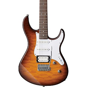Yamaha-PAC212V-Quilted-Maple-Top-Electric-Guitar-Tobacco-Brown-Sunburst