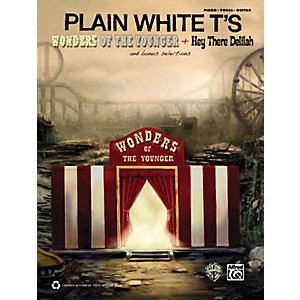 Alfred-Plain-White-T-s---Wonders-of-the-Younger-Piano-Vocal-Guitar-Book-Standard