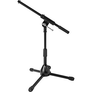 Ultimate-Support-JamStands-Low-Profile-Mic-Stand-With-Fixed-Boom-Standard
