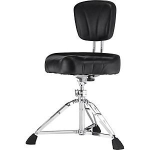 Pearl-D2500-Drum-Throne-with-Backrest-Standard