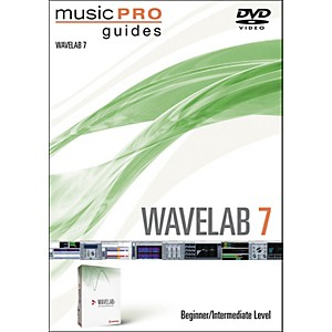 Hal-Leonard-Music-Pro-Guide-Wavelab-7-Beginner-Intermediate-DVD-Standard