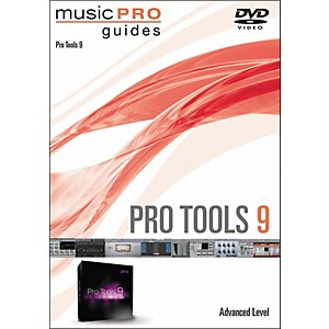 Hal-Leonard-Pro-Tools-9-Advanced-Music-Pro-Guide-DVD-Standard