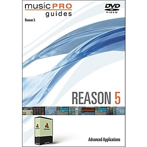 Hal-Leonard-Music-Pro-Guide-DVD-Reason-5-Advanced-Applications-Standard