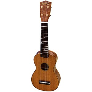Mahalo-U-350-Deluxe-Soprano-Ukulele-with-Case-Natural