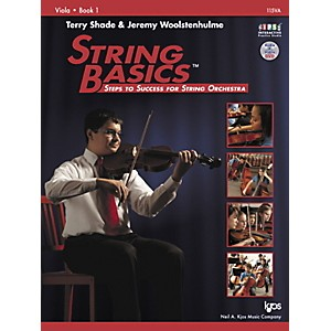 KJOS-String-Basics-Book-1-for-Viola-Standard