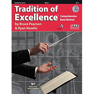 KJOS-Tradition-Of-Excellence-Book-1-for-Conductor-Standard