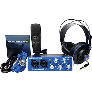 Presonus-AudioBox-Studio-Recording-Bundle-Standard