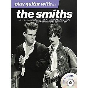 Music-Sales-Play-Guitar-With-The-Smiths-Book-CD-Standard