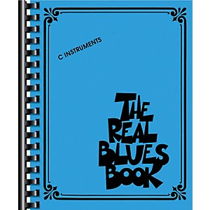 Hal-Leonard-The-Real-Blues-Book---Fake-Book-Standard