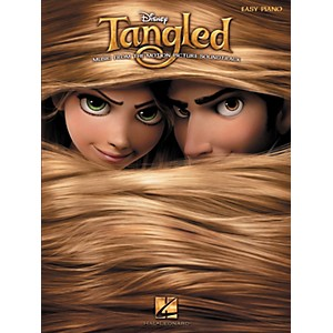 Hal-Leonard-Tangled---Music-From-The-Motion-Picture-Soundtrack-For-Easy-Piano-Standard