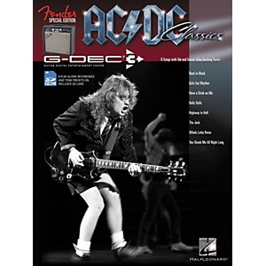 Hal-Leonard-Fender-G-Dec-AC-DC-Play-Along-Guitar-Songbook-SD-Card-Standard