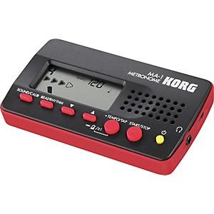 Korg-MA-1-Digital-Metronome-Red