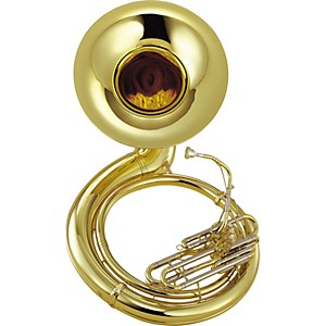 Yamaha-YSH-411WC-Series-Brass-BBb-Lacquer-Sousaphone-with-Hard-Case-Standard