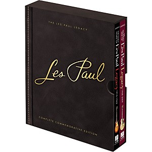 Hal-Leonard-Les-Paul-Legacy-Complete-Commemorative-Edition-Boxed-Set-Standard
