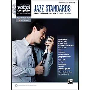 Alfred-Jazz-Standards-Male-Voice----Book---CD-Standard