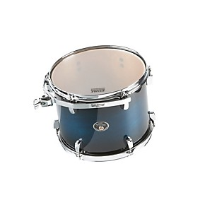 Tama-Silverstar-Custom-Tom-Transparent-Blue-Burst-13x10