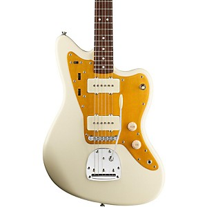 Squier-J-Mascis-Jazzmaster-Electric-Guitar-Vintage-White
