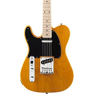 squier-Affinity-Left-Handed-Telecaster-Special-Electric-Guitar-Butterscotch-Blonde