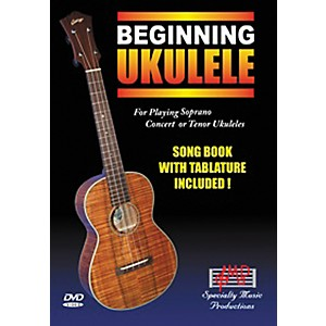 Specialty-Music-Productions-Beginning-Ukulele-DVD-Standard