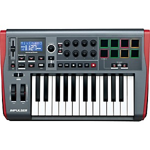 Novation-Impulse-25-MIDI-Controller-Standard