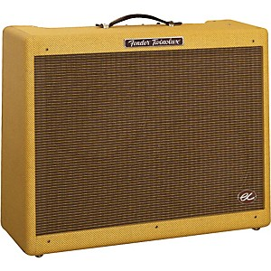 Fender-Eric-Clapton-Signature-EC-Twinolux-40W-2x12-Hand-Wired-Tube-Guitar-Combo-Amp-Tweed-TWEED