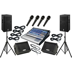 Presonus-Studiolive-16-0-2---Yamaha-DSR115-Mains-and-Monitors-Package-Standard